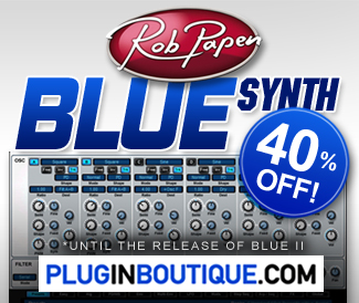 Rob Papen Blue 40% sale