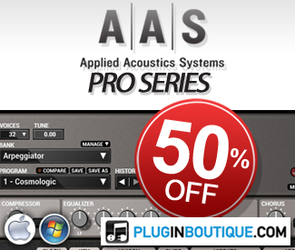 Applied Acoustics Systems Summer Hits Sale
