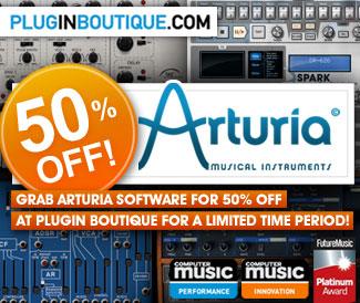 Arturia 15 Year Anniversary Sale