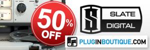 Slate Digital Summer Sale