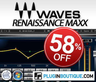 58% off Waves Renaissance Maxx
