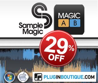 Sample Magic MagicAB 29% off sale