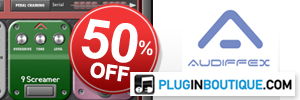 Audiffex | All Plugins