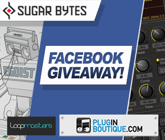 Sugar bundle and BigKick Facebook Giveaway