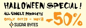 Sugar Bytes Halloween Special!