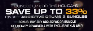 XLN Audio Artist Bundle + Free Peavey Revalver 4