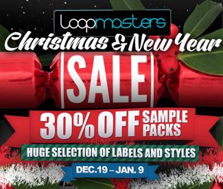 Loopmasters Christmas Sales