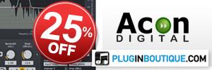 Acon Digital 2015 Sale