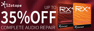 iZotope RX 4 Audio Repair and Restoration