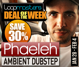 Loopmasters Deal Of The Week - Phaeleh