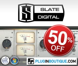 Slate Digital Sale