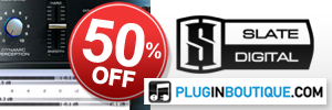 Slate Digital 50% off Sale