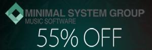 Minimal System Group February Sale