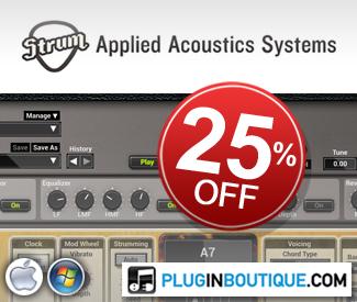AAS Strum GS-2 25% Sale