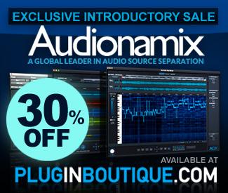 Audionamix Introductory Sale