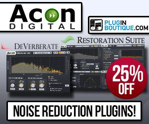 Acon Digital Restoration Suite & DeVerberate