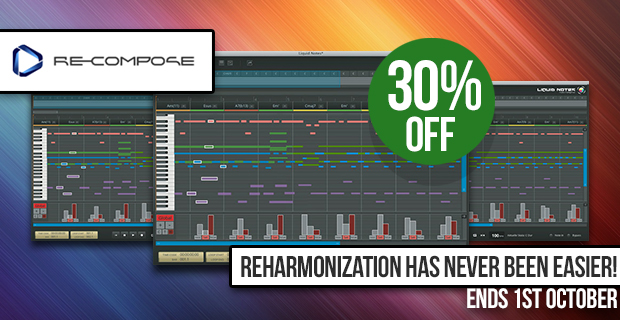 ReCompose Liquid Notes Summer Sale