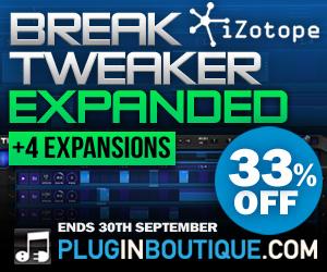 300 x 250 pib izotope break tweaker expanded