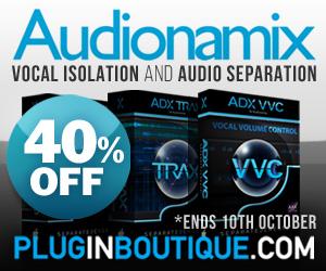 300 x 250 pib audionamix sale 2