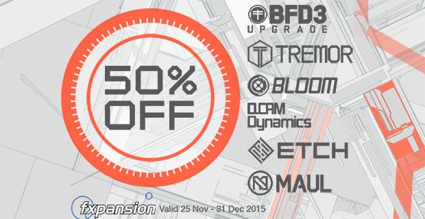 Fxpansion Black Friday Sale