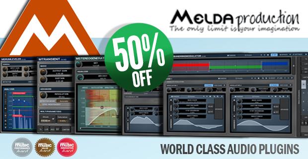 Melda production 50 bf sale
