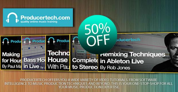 Producertech 50 bf sale 2015