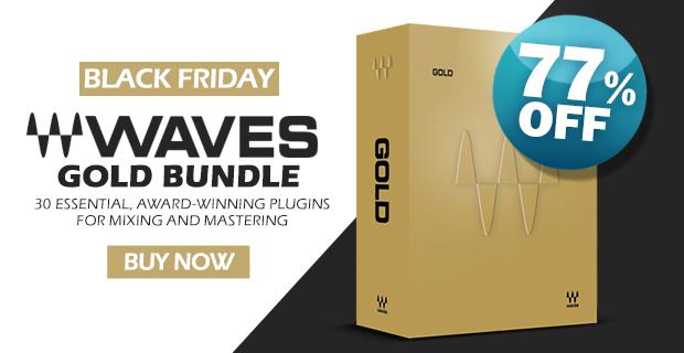 Waves Gold Bundle Sale