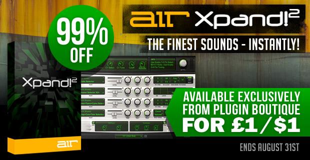 Air Music Xpand!2 Mega Sale!!!