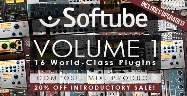 620x320 softube volume1 intro20 incupgrades pluginboutique