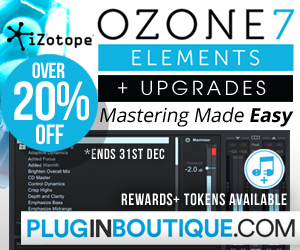 300 x 250 pib izotope ozone7 elements