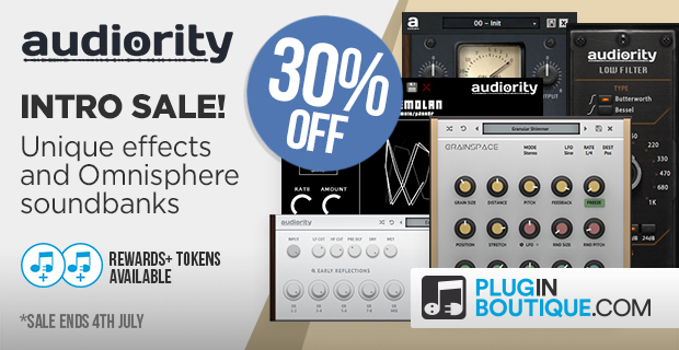 620x320 audiority introsale newsletter pluginboutique