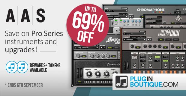AAS Pro Series Sale (Inc Upgrades)