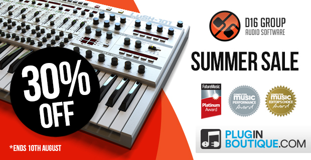 D16 Summer Sale