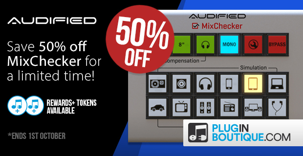 Audified MixChecker Sale