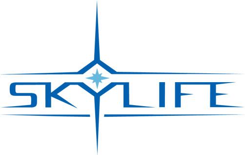Skylife logo original