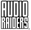 Audio raider logo vert original