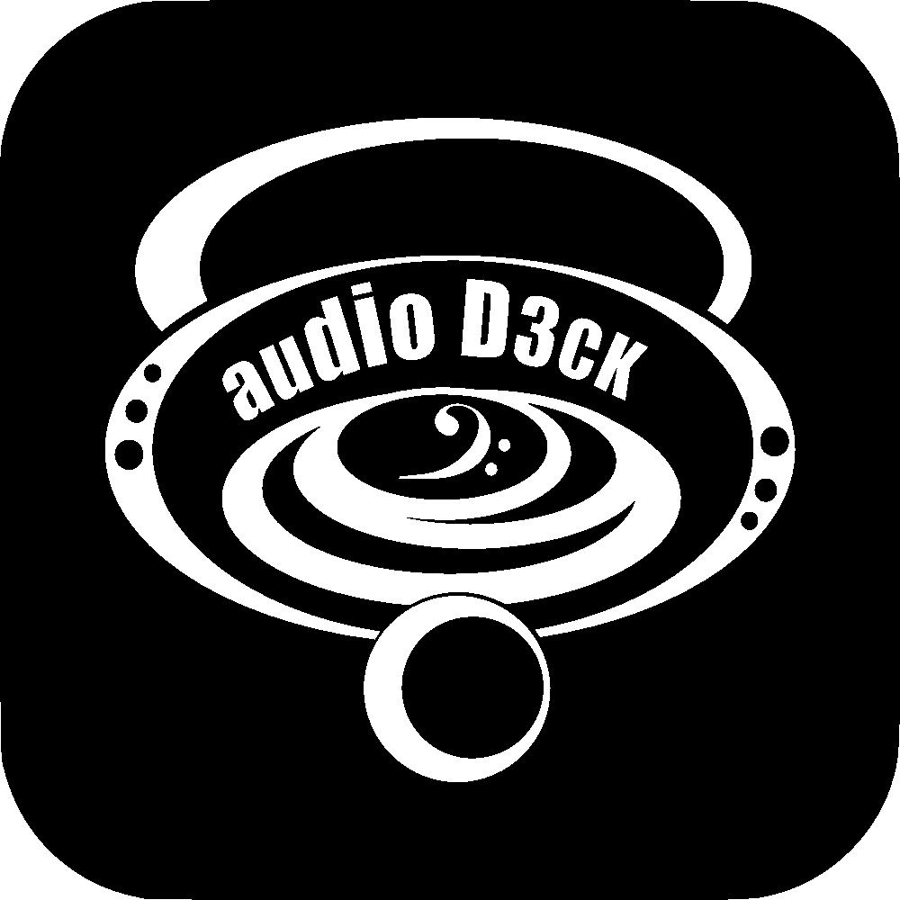 Audiod3ck logo