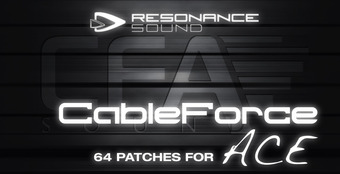 CFA CableForce - U-He ACE