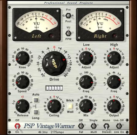 PSP Vintage Warmer 2