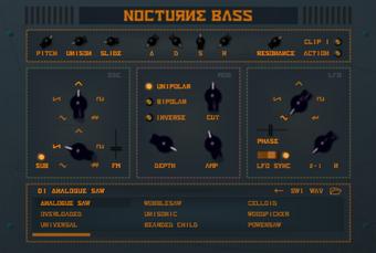 Nocturne Bass