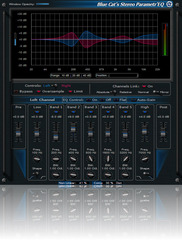 Blue Cat's Stereo Parametr'EQ