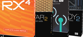 Izotope studio repair bundle rx4 ozone6 overview