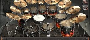 Drumkit from hell ezx