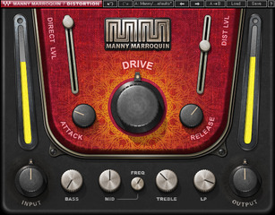 Manny Marroquin Distortion