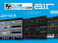 AIR Music Synth Bundle - Plugin Boutique Exclusive