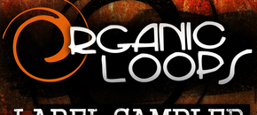 Organic loops label sampler 1000 x 1000