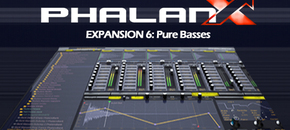 Expansion 6 pure basses banner
