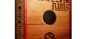 Little wooden flute 3d box 01 pluginboutique