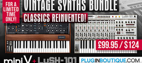 620 pib vintage synths bundle