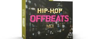 Hip hop offbeats midi pluginboutique